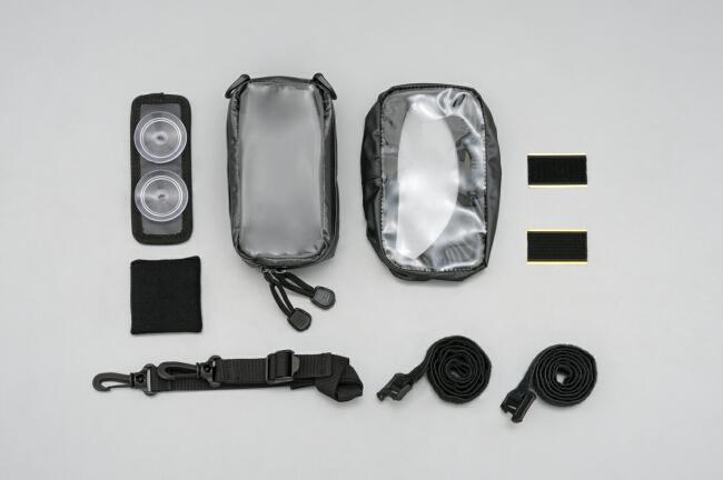 【HenlyBegins】智慧型手機用波奇包 - 「Webike-摩托百貨」