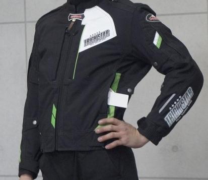 【TRICK STAR】TRICK STAR×Kushitani聯名 騎士夾克 - 「Webike-摩托百貨」