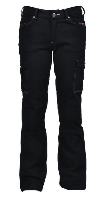 【Angel Hearts】女用騎士車褲(黑) - 「Webike-摩托百貨」
