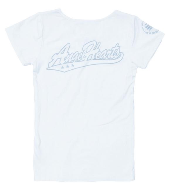 【Angel Hearts】T恤 (黑) - 「Webike-摩托百貨」
