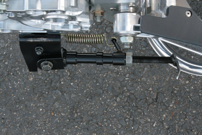 【G-Craft】側駐支架 Type 2 - 「Webike-摩托百貨」