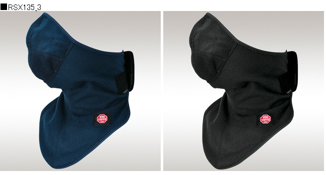 【RS TAICHI】WIND STOPPER Fleece面罩 - 「Webike-摩托百貨」