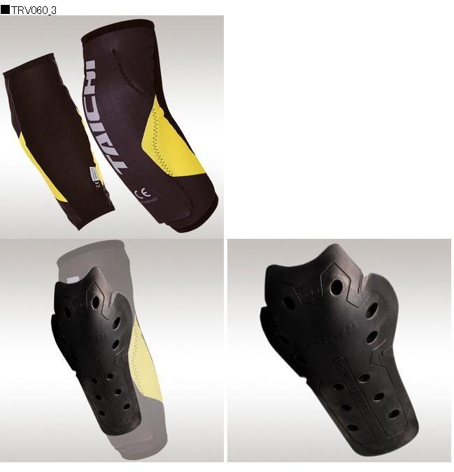 【RS TAICHI】Stealth CE 護肘(一對) - 「Webike-摩托百貨」