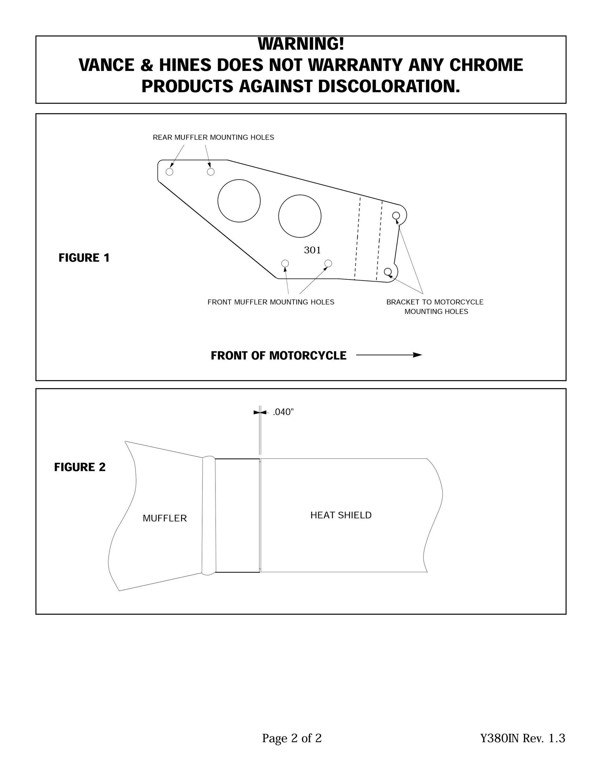 【VANCE&HINES】 CLASSIC II 排氣管尾段 - 「Webike-摩托百貨」