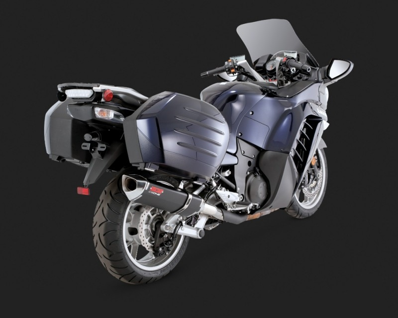 【VANCE&HINES】CSONE SINGLE 排氣管尾段(黑色) - 「Webike-摩托百貨」