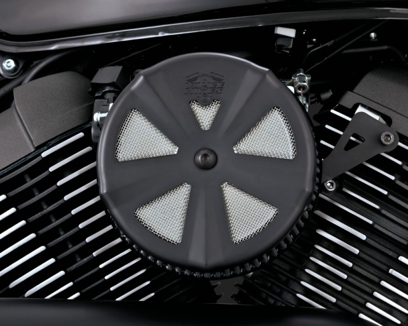 【VANCE&HINES】VO2 AIR INTAKE NAKED 空濾套件 - 「Webike-摩托百貨」