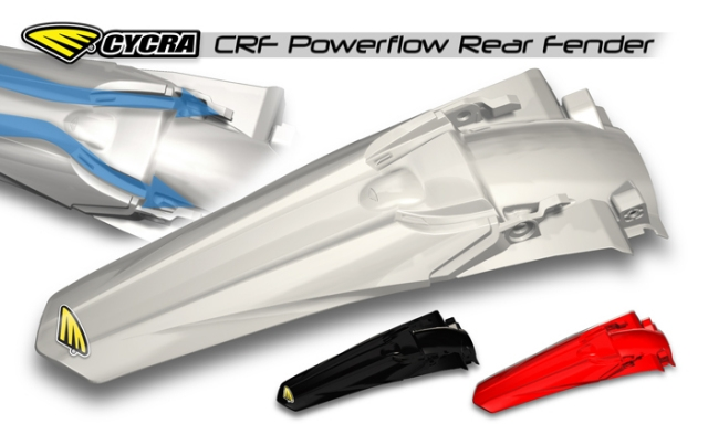 【CYCRA】Power Flow 後土除 - 「Webike-摩托百貨」