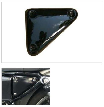 【K&H】模組外蓋 (黑色) - 「Webike-摩托百貨」