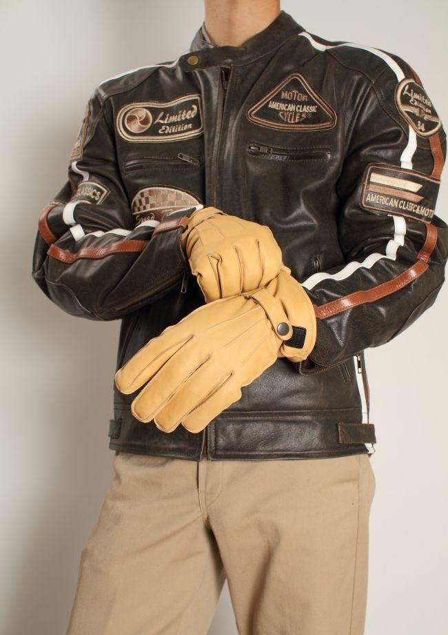 【DEGNER】3季節騎士手套 - 「Webike-摩托百貨」