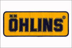 【OHLINS】臂章 - 「Webike-摩托百貨」