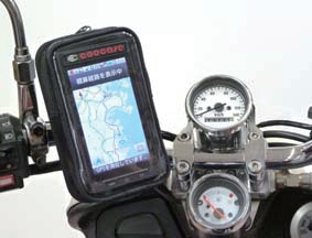 【COOCASE】Large COOPACK 手機支架 小袋單體智慧型手機用 - 「Webike-摩托百貨」
