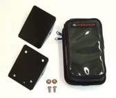 【COOCASE】Large COOPACK 手機支架 附簡易貼貼紙智慧型手機用小袋 - 「Webike-摩托百貨」