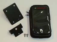 【COOCASE】Large COOPACK 手機支架 (附螺絲安裝支架)智慧型手機用小袋 - 「Webike-摩托百貨」