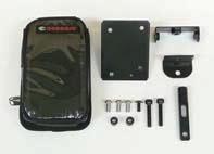 【COOCASE】Large COOPACK 手機支架 (把手固定座) Φ25.4智慧型手機用 - 「Webike-摩托百貨」