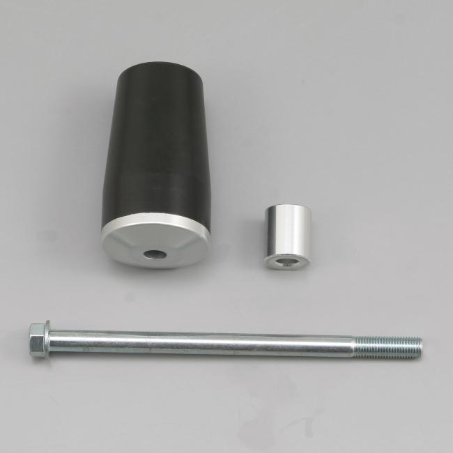 【DAYTONA】【引擎保護滑塊 (防倒球)用補修部品】 單側套件 (左) - 「Webike-摩托百貨」