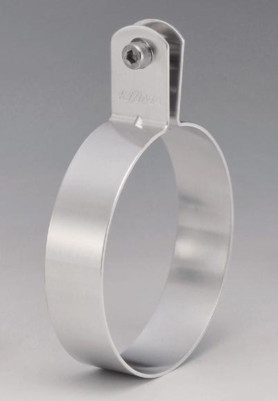 【KIJIMA】鋁合金排氣管吊環 - 「Webike-摩托百貨」