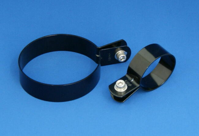 【KIJIMA】排氣管吊環 70mm - 「Webike-摩托百貨」