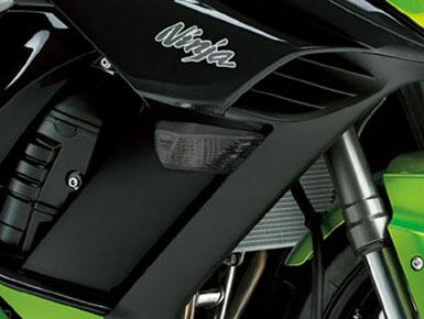【KIJIMA】前用燻黑方向燈殼組 - 「Webike-摩托百貨」