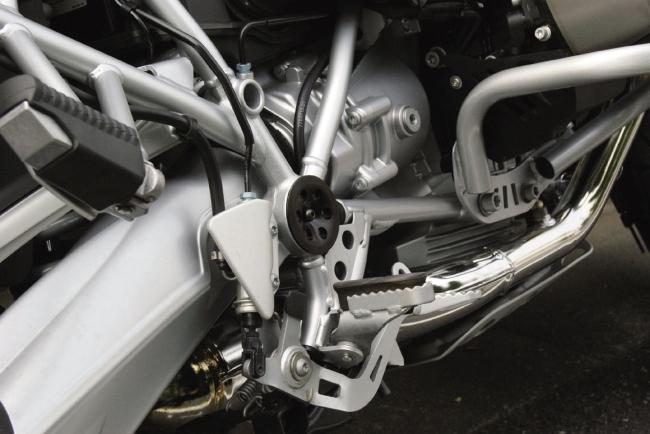 【KIJIMA】後搖臂軸芯護蓋 (銀色) - 「Webike-摩托百貨」