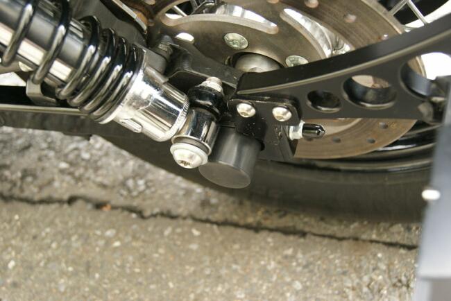 【KIJIMA】橡膠製輪軸裝飾蓋 - 「Webike-摩托百貨」