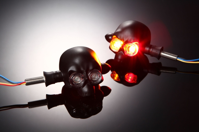 【KIJIMA】XENOLEN LED方向燈 - 「Webike-摩托百貨」