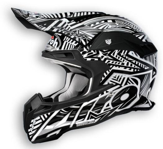【AIROH】越野安全帽 Terminator・Stardust - 「Webike-摩托百貨」