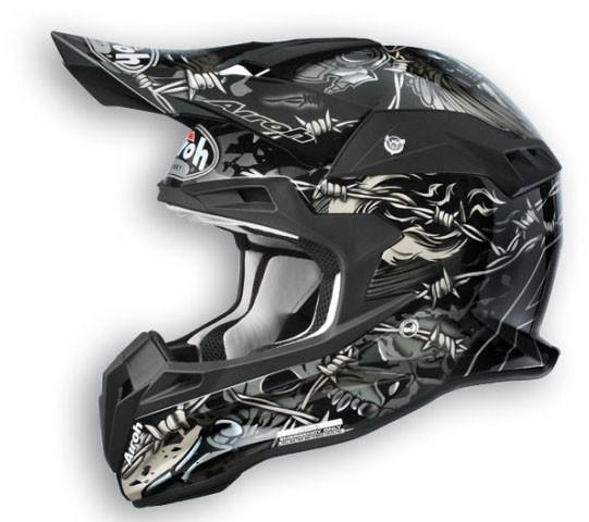 【AIROH】越野安全帽 Terminator・Thornes - 「Webike-摩托百貨」