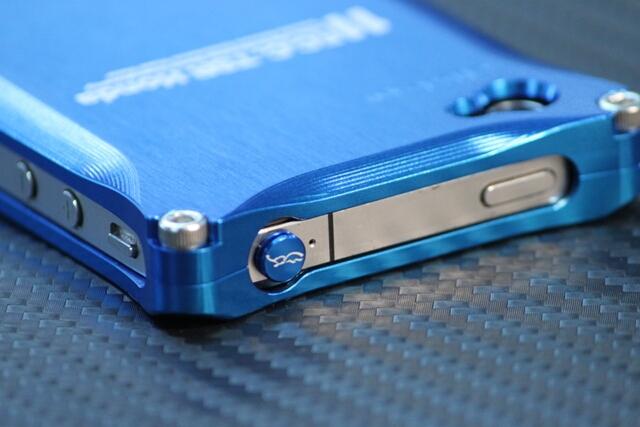 【TSR】iPhone 4/4s 鋁合金手機殼 - 「Webike-摩托百貨」
