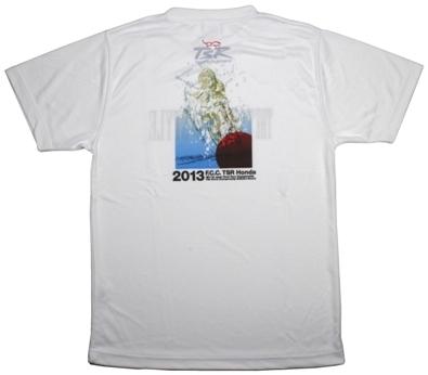 【TSR】2013 TSR春季T恤 - 「Webike-摩托百貨」
