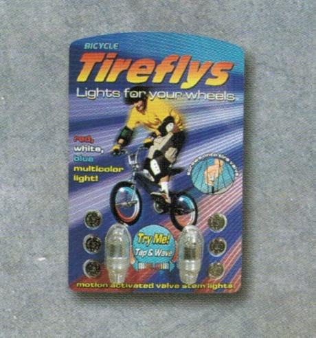 【Jams Gold】Tire fly(車輪發光裝置) - 「Webike-摩托百貨」