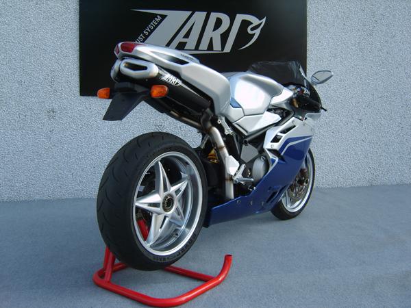【ZARD】全段排氣管 (4-2-1-2) - 「Webike-摩托百貨」