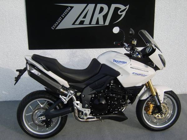【ZARD】排氣管尾段 (單出型) (HIGH) - 「Webike-摩托百貨」