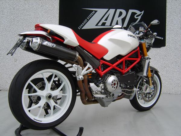 【ZARD】全段排氣管 (2-2) (左右雙出型) - 「Webike-摩托百貨」