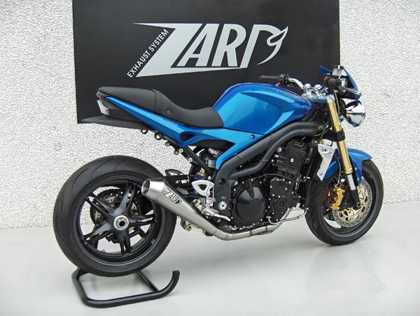 【ZARD】全段排氣管 (3-1) - 「Webike-摩托百貨」