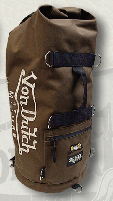 【Von Dutch】行李袋 - 「Webike-摩托百貨」