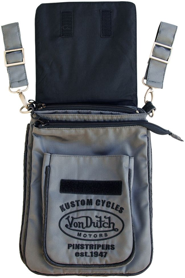 【Von Dutch】腿包(3WAY) - 「Webike-摩托百貨」