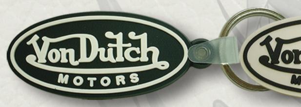 【Von Dutch】鑰匙圈 - 「Webike-摩托百貨」