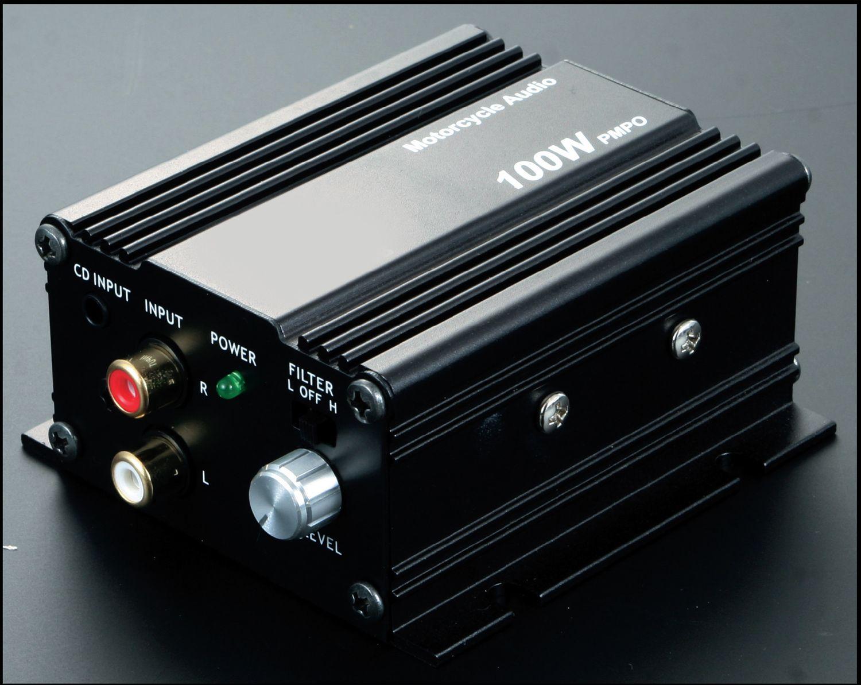 【LUKE】High-Power 擴大器 - 「Webike-摩托百貨」