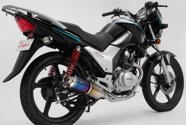 【BEAMS】SS300 鈦合金消音器全段排氣管 - 「Webike-摩托百貨」