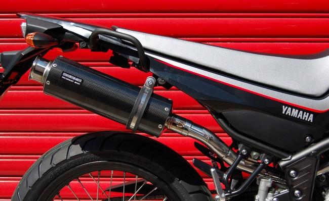 【BEAMS】SS300碳纖維排氣管尾段 - 「Webike-摩托百貨」