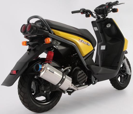 【BEAMS】方形消音器全段排氣管 - 「Webike-摩托百貨」