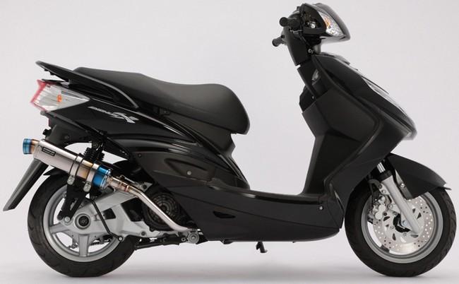 【BEAMS】R-EVO 鈦合金排氣管尾段 - 「Webike-摩托百貨」