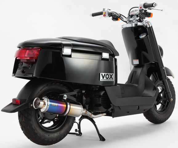【BEAMS】SS300鈦合金排氣管尾段 - 「Webike-摩托百貨」