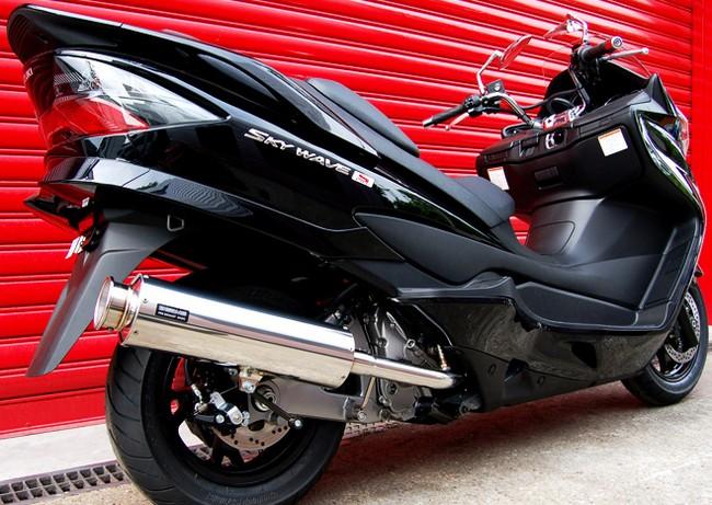 【BEAMS】SS400 SONIC全段排氣管 - 「Webike-摩托百貨」