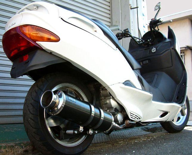 【BEAMS】SS 400 CarbonII 碳纖維消音器全段排氣管 - 「Webike-摩托百貨」