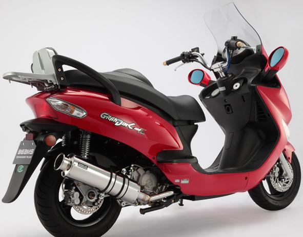 【BEAMS】SS400 SONIC 全段排氣管 - 「Webike-摩托百貨」