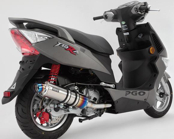 【BEAMS】R-EVO 鈦合金消音器競賽型全段排氣管 - 「Webike-摩托百貨」