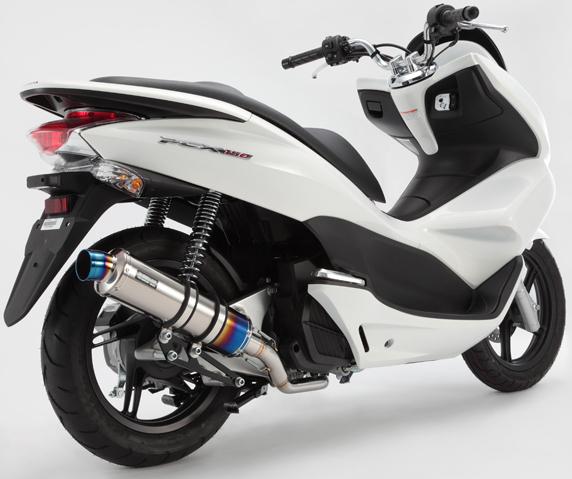 【BEAMS】R-EVO(Racing Evo)鈦合金 排氣管尾段 - 「Webike-摩托百貨」
