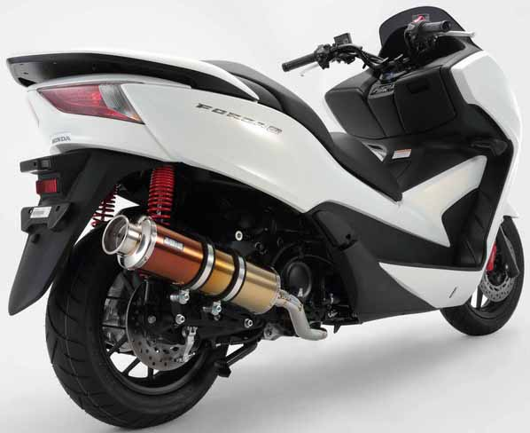 【BEAMS】SS400 SP 鈦合金II 全段排氣管 - 「Webike-摩托百貨」
