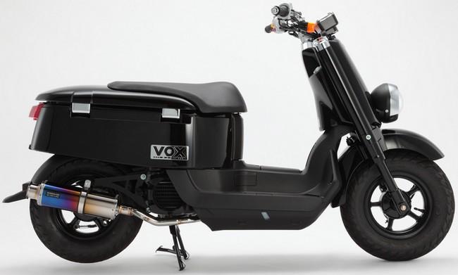 【BEAMS】SS300鈦合金SP排氣管尾段 - 「Webike-摩托百貨」